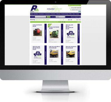 Russels - Bespoke Web Design Selby