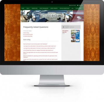 Morgans Yearbook York - FAQs - Ecommerce Web Design