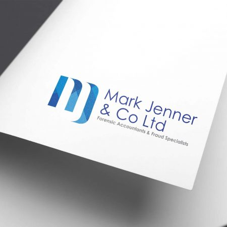 Mark Jenner Logo Design - Elvington, York