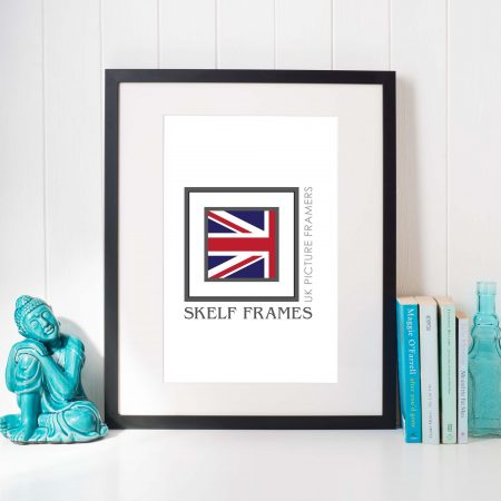 Skelf Frames, Tadcaster - Logo Design