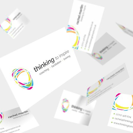 Thinking to Inspire Business Cards, Selby